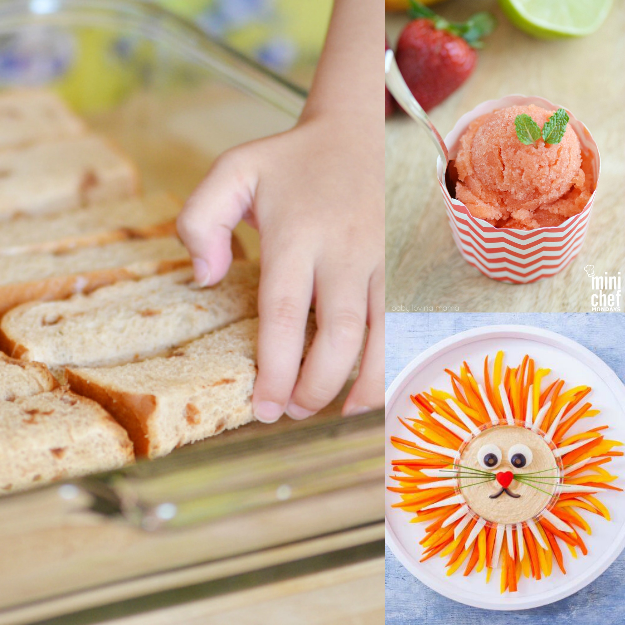 20 Recipes and Tips for Cooking with Kids in the Kitchen