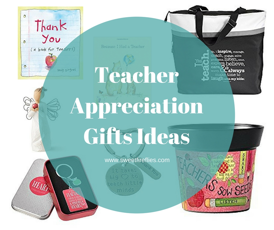 Teacher Appreciation Gifts…(that aren't mugs)