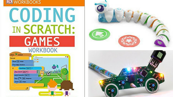 12 Gifts for Kids Who Like to Code
