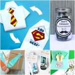 15 Cards and Printable Gifts for Father's Day