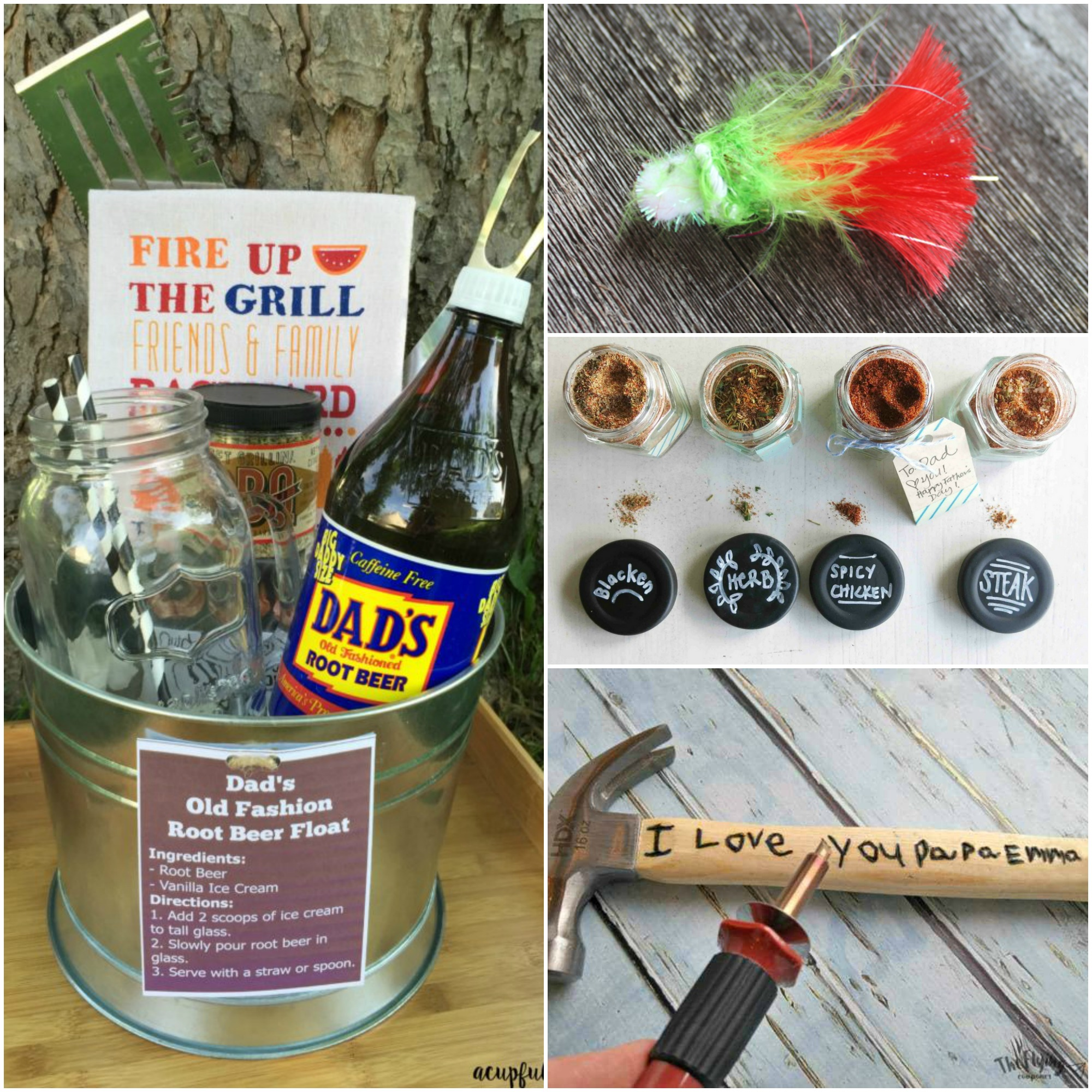 The Ultimate List of DIY Father's Day Gifts