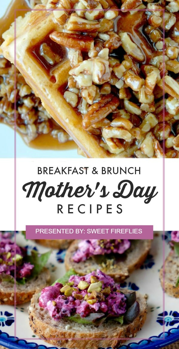 10 Mother's Day Brunch & Breakfast Recipes