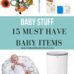Baby Stuff-15 Life-Saving Baby Products Every New Mom Must Have