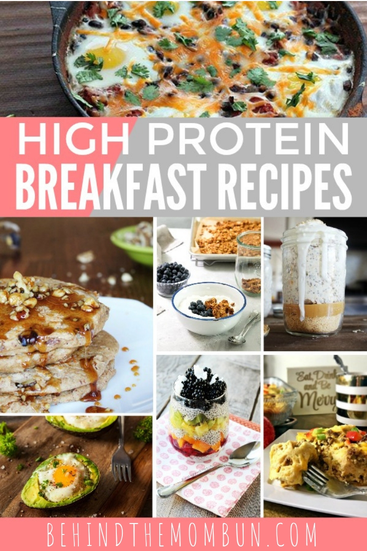 Amazing High Protein Breakfast Ideas to Try Right Now