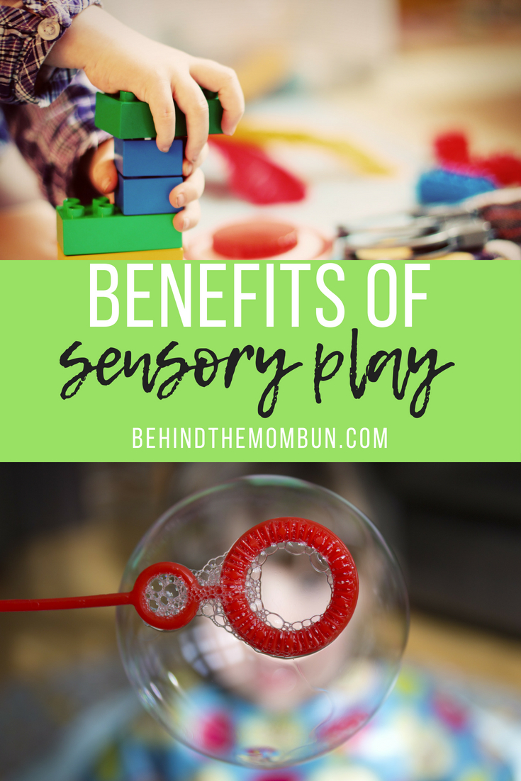 Benefits of Sensory Play in Your Toddler