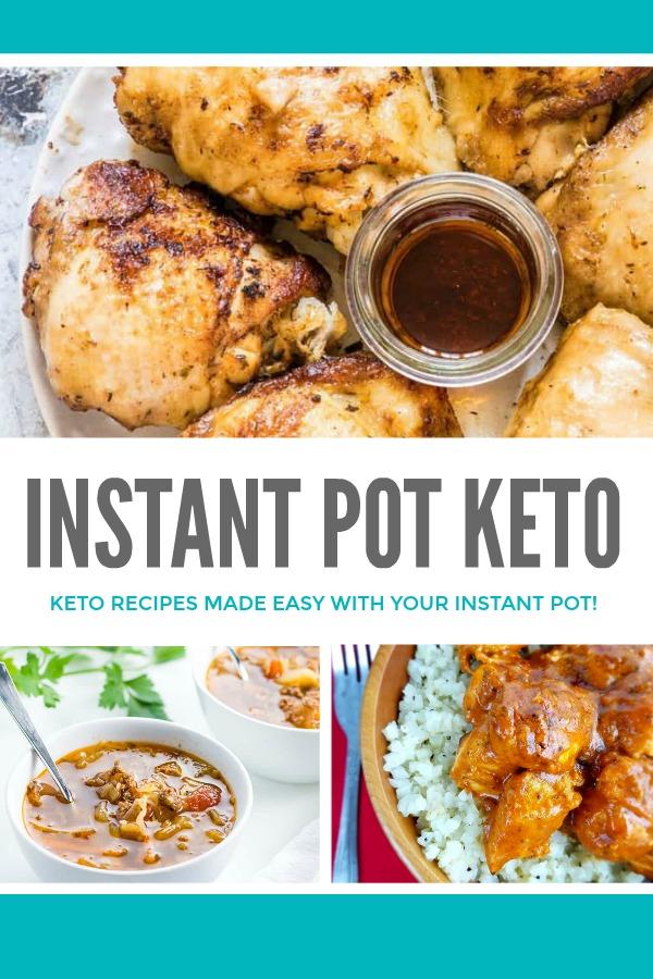 29 Easy Breezy Instant Pot Keto Meals