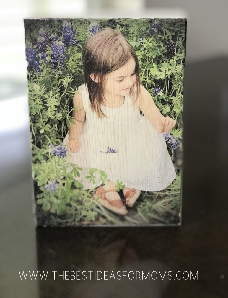 Brilliant DIY Photo Block Project That Will Amaze You