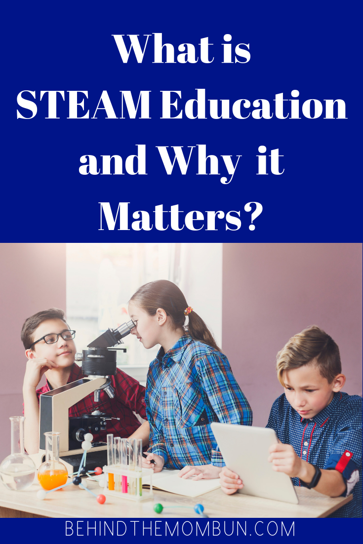 what is steam education