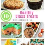 10 Healthy Snacks and Birthday Treats for School