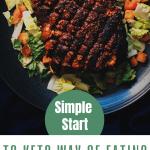 simple start to keto way of eating