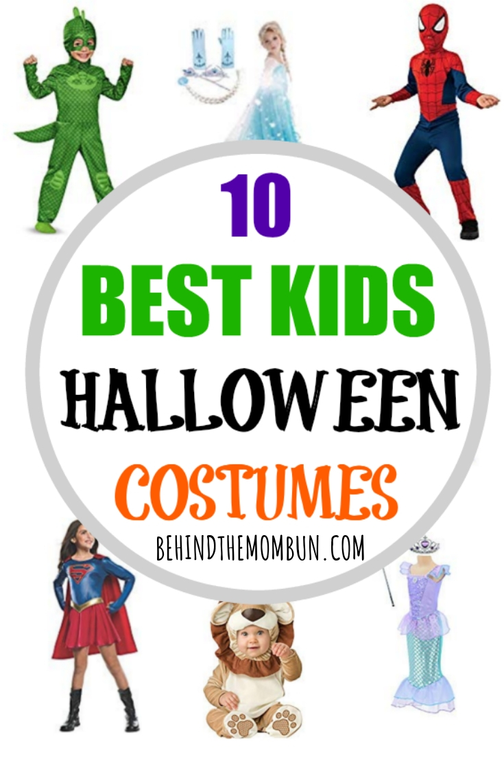10 Last Minute Halloween Costumes for Kids