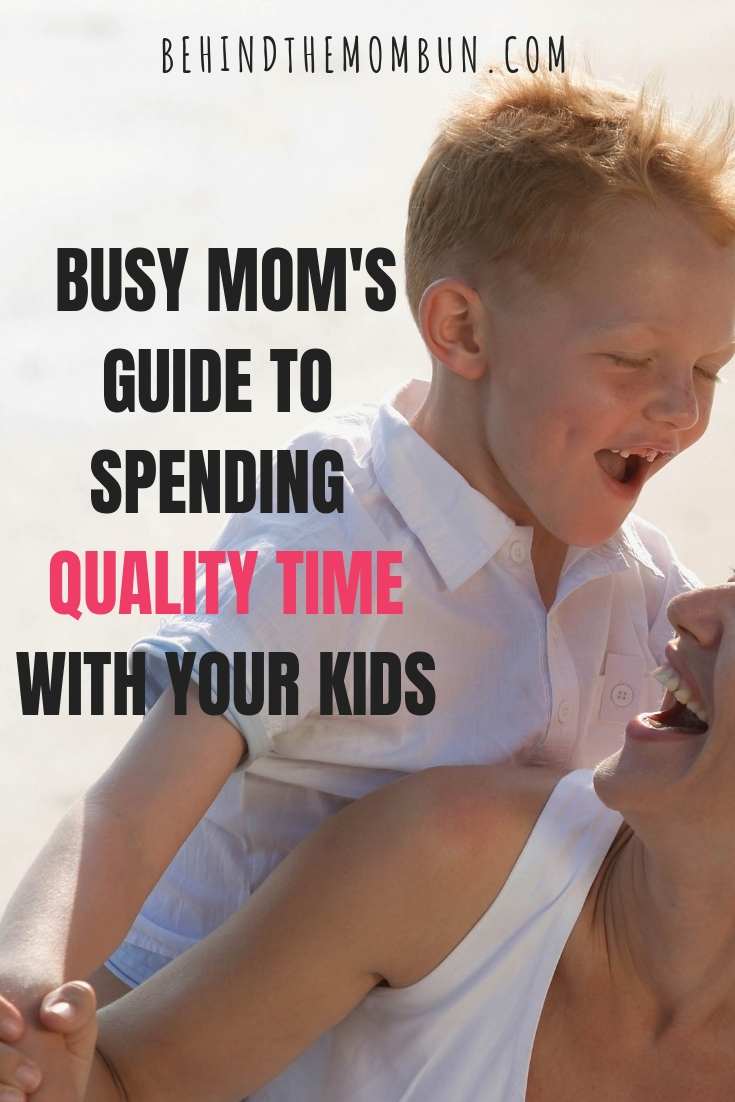 How to Spend Quality Time With Your Kids