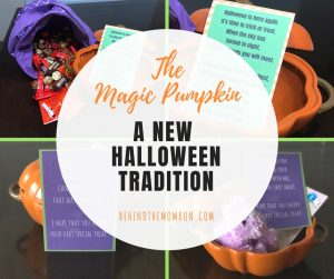 Start a New Halloween Tradition with The Magic Pumpkin