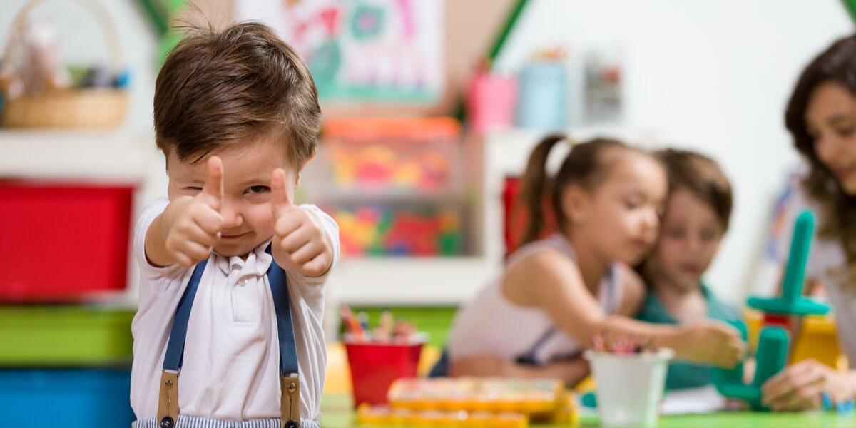 Developing Motor Skills in Your Preschooler