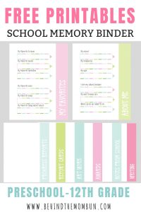 The Easiest Way to Organize School Papers