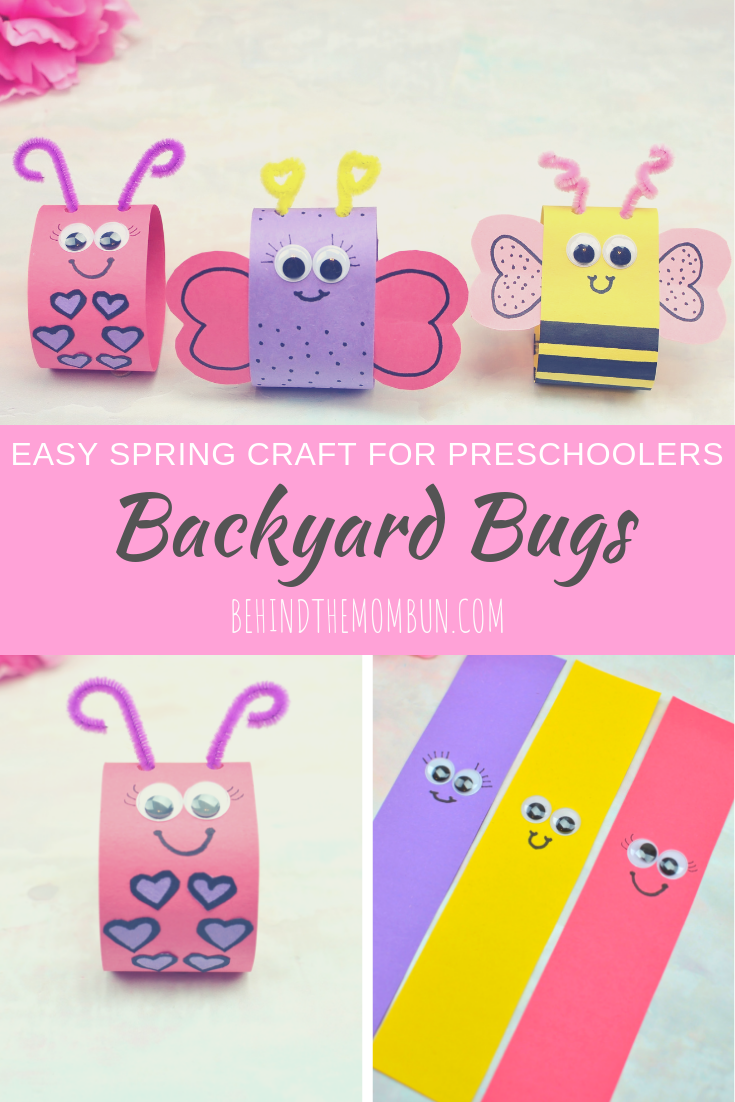 Easy spring craft for preschoolers (1)