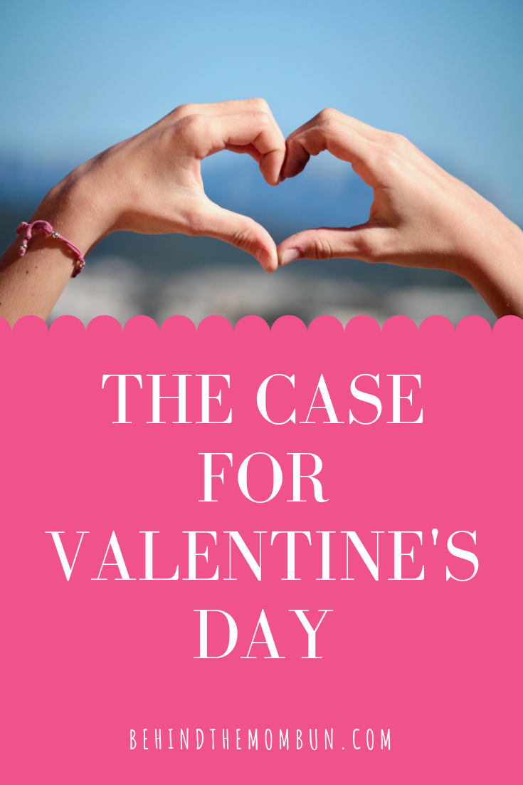 the case for valentines day