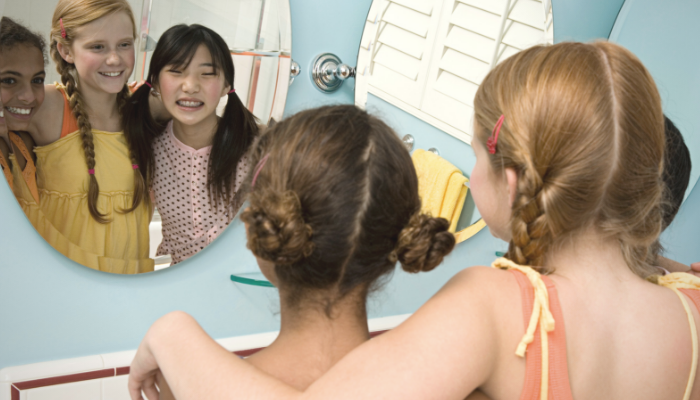 How to Completely Change Your Daughter's Body Image (and Yours)!