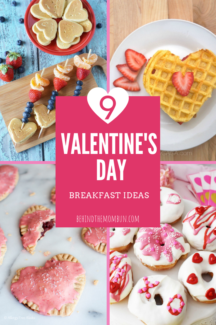 9 valentine's day breakfast ideas