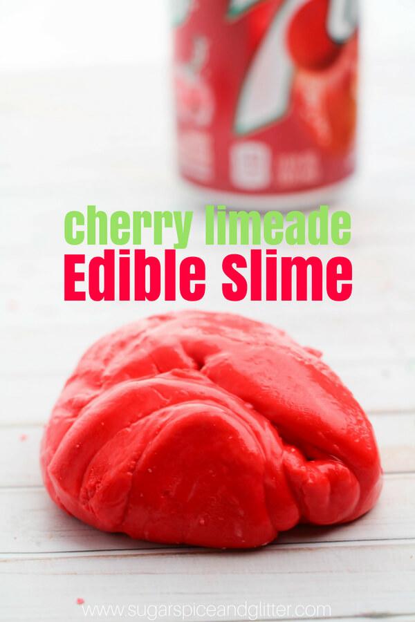 cherry limeade slime