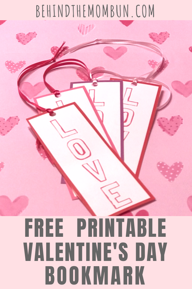 DIY Valentines for Preschoolers (Free Printable)