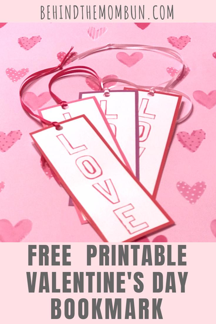 DIY Valentines for Preschoolers (Free Printable)