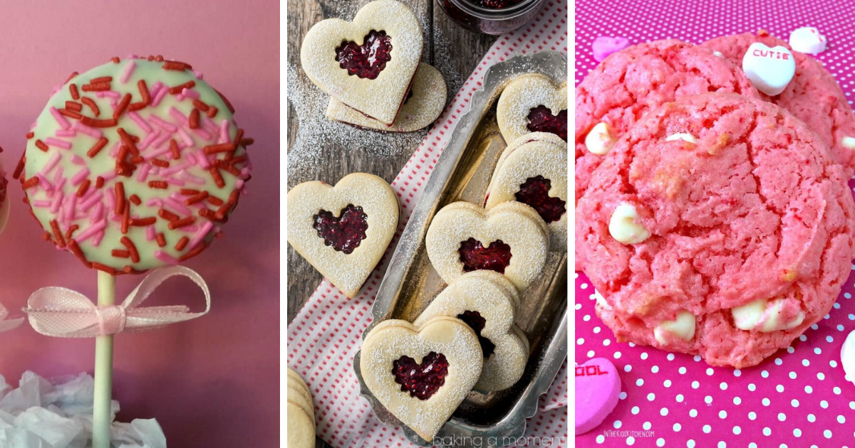 13 Easy Valentine's Day Snacks for a Class
