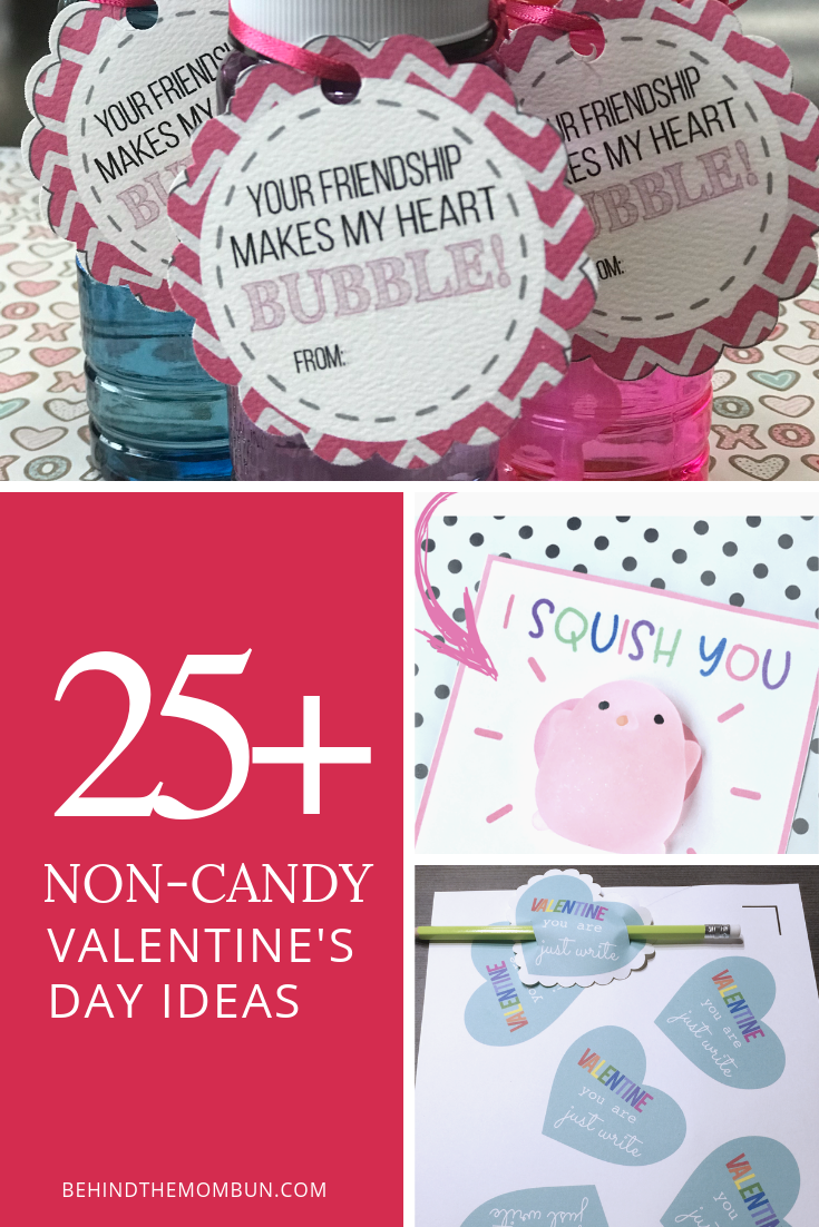 25 non candy valentines day ideas