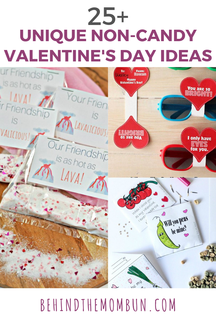 unique non candy valentines day