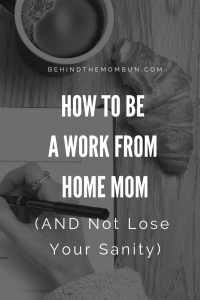 how you can be a work from home