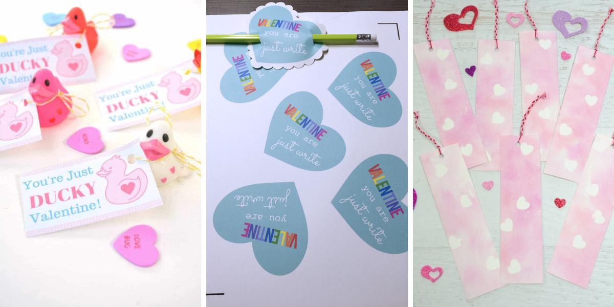25 Non-Candy Valentine's Day Ideas