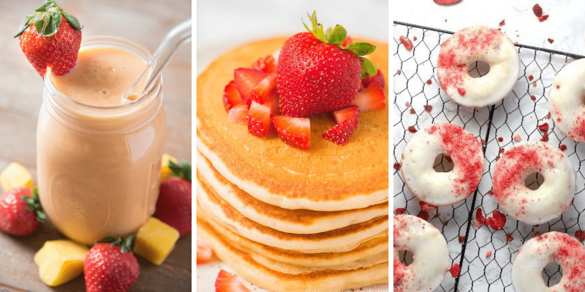 20+ Mouth-Watering Strawberry Recipes for Breakfast