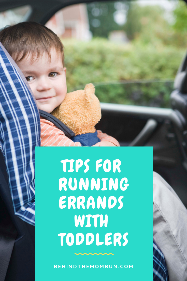 tips for running errands with
