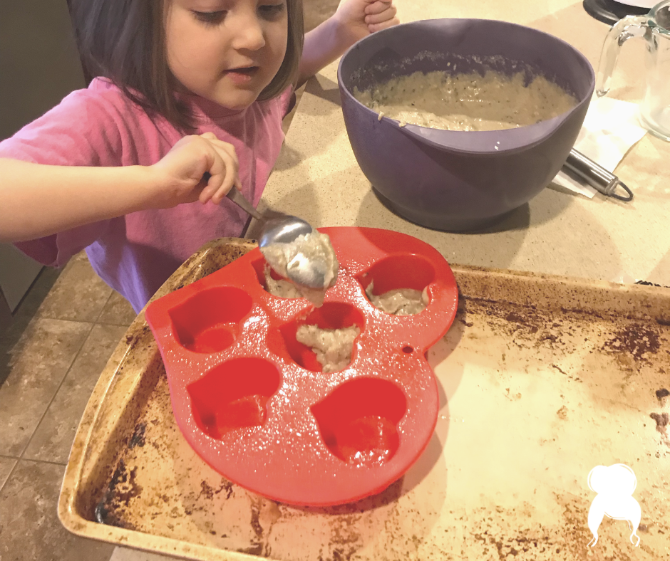 baking with kids-kids in the kitchen