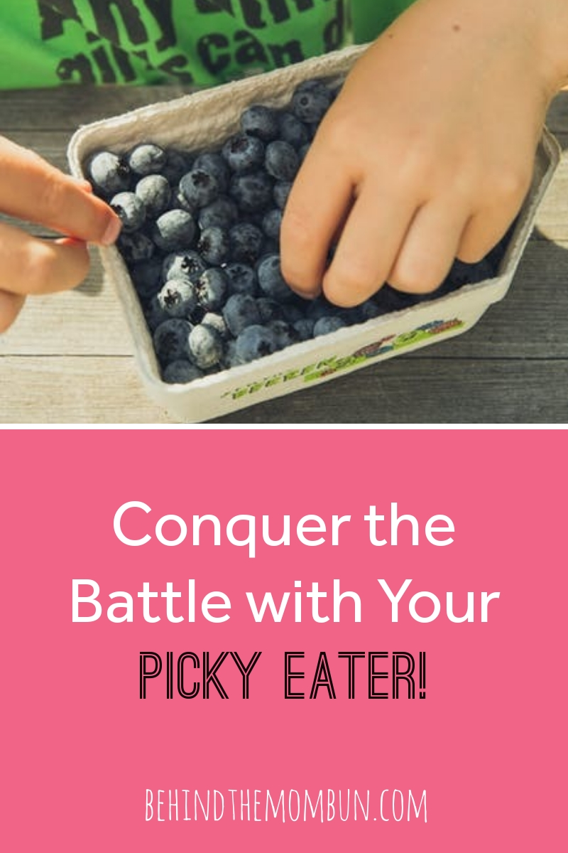 conquer the battle with your picky eater