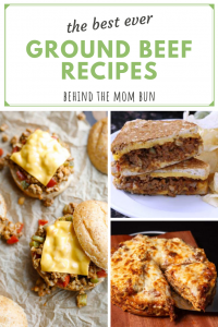 best ever ground beef recipes
