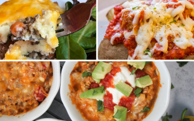 The Best Ever Easy Ground Beef Recipes Busy Moms Will Love