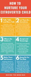 how to nurture your extroverted child behind the mom bun