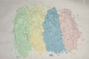 make moon sand like a boss-diy crafts-kidsactivities-behind the mom bun