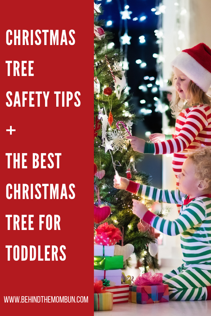 best christmas tree for toddlers-behind the mom bun