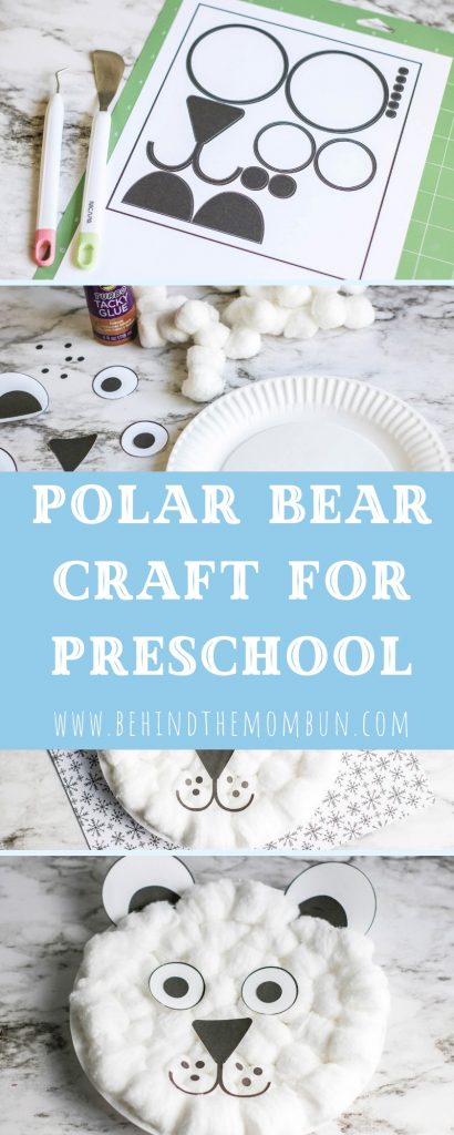 polar pear craft process images