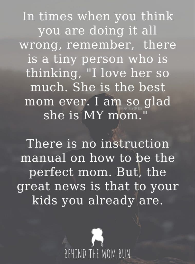 """I love you so much. You are the best Mommy."""" quote. encouraging words for moms"""