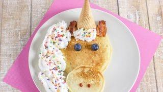 How to Make Unicorn Pancakes