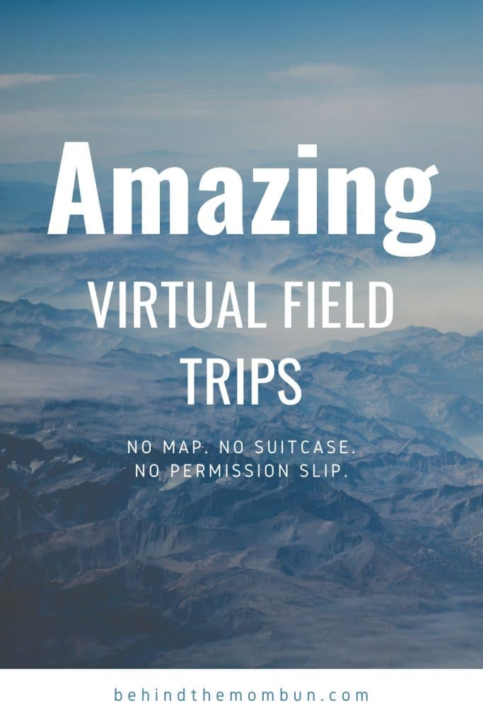 amazing virtual field trips