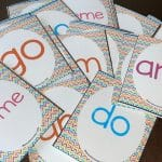 Sight Words Flash Cards for Kindergarten