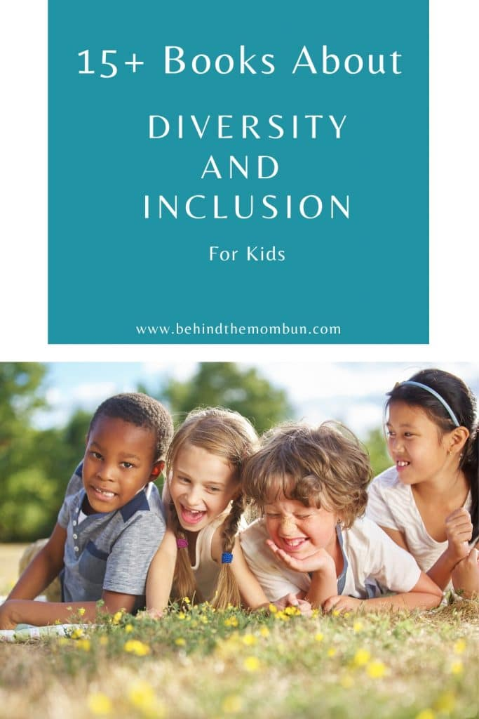 books about diversity and inclusion for kids