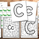 Letter C Worksheets and Activities for Kindergarten