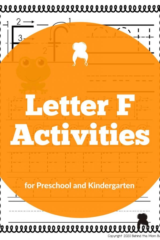 letter f worksheets
