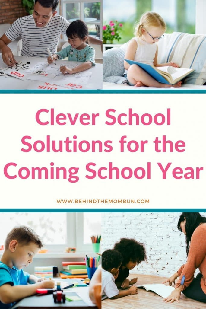 Clever School Solutions for the Coming School Year
