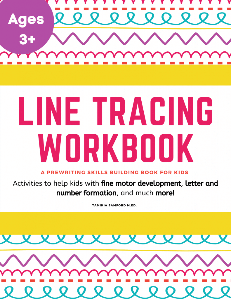line tracing workbook-tracing the lines activity